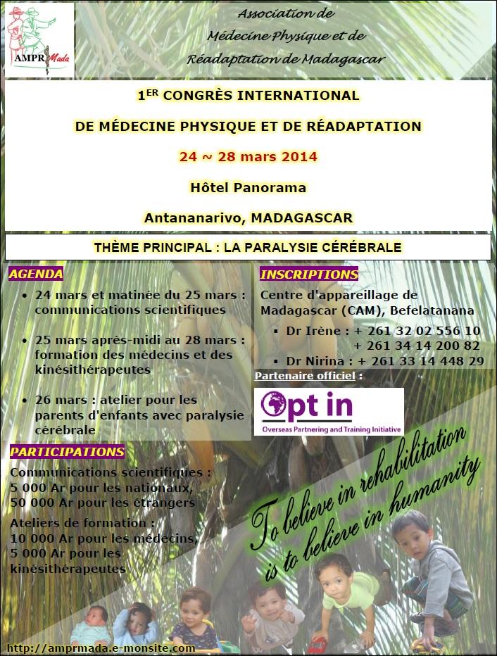 CONGRES 24 ~ 28 MARS 2014